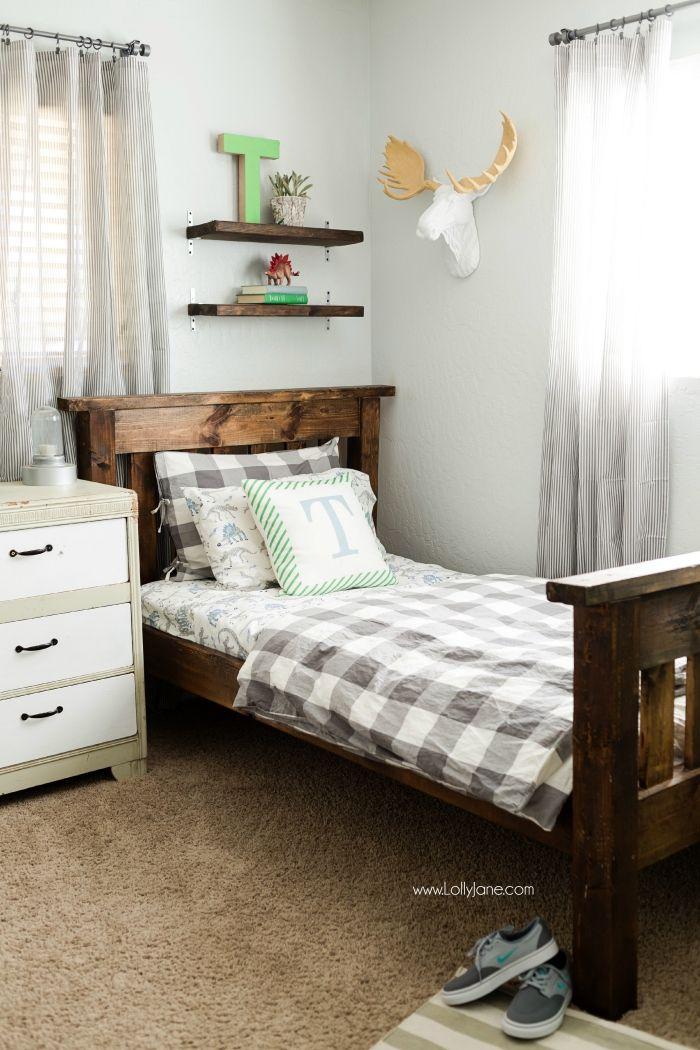 Boys Bedroom Ideas Vintage best 25+ industrial boys rooms ideas on pinterest | boys