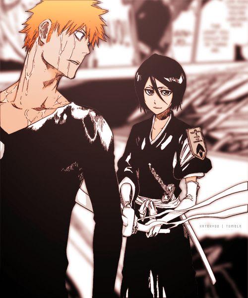 Bleach / Ichigo & Rukia