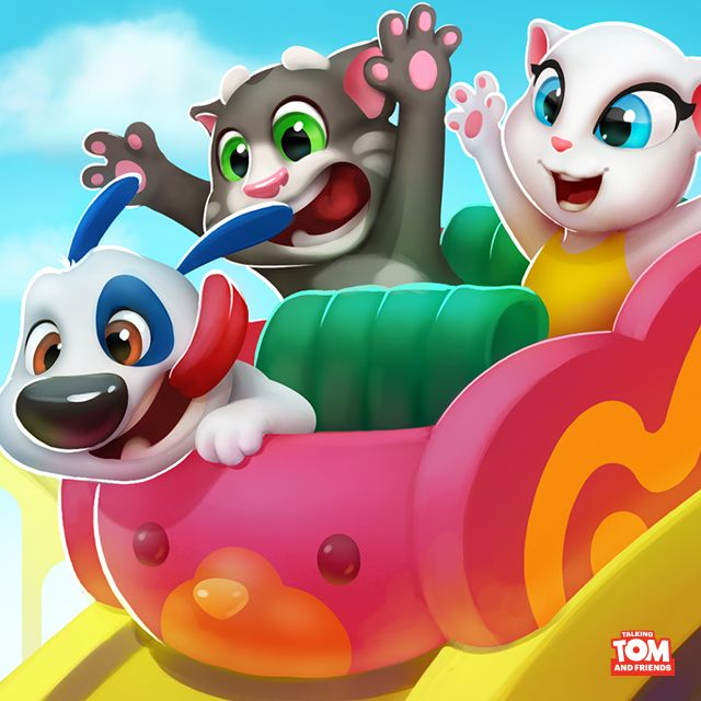 Challenge: do something that gets your heart pumping today! #livealittle xoxo, Talking Angela#TalkingAngela #MyTalkingAngela #friends #TalkingTom #TalkingHank #TalkingTomandFriends #TalkingFriends #dayout #adrenaline #heartpumping #FaveActivity #fun #rollercoaster #LittleKitties