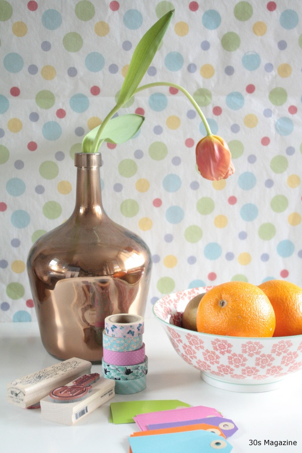 copper vase HK living