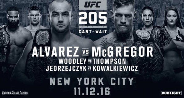 Alvarez vs McGregor Main Card Preview and Predictions    more::  http://watchufc205.net/ufc-205-fight-main-card/