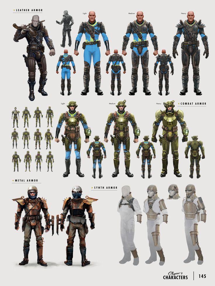Fallout 4 Character Design Ideas : Best ideas about conceptual designs on pinterest
