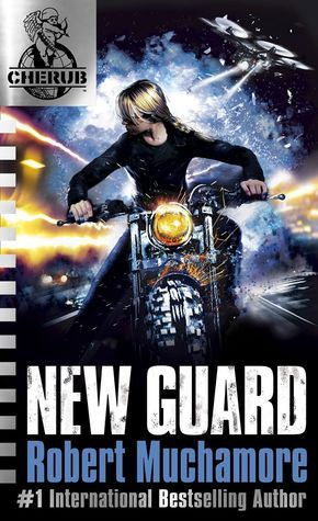 New Guard By Robert Muchamore New Guard is the 17 and final book in the CHERUB series, and the fifth in the Amarov series.