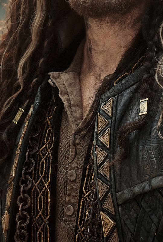 "jahoe1960: "" stormbornvalkyrie: ""  Middle Earth +  Costume Details 