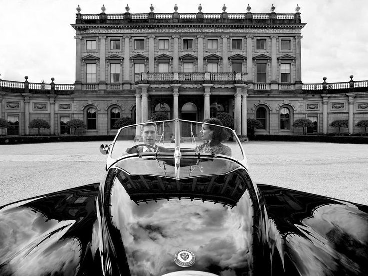 """Another image from @uliweber new campaign for @clivedenhouse which has a 300 year history of power, politics, parties and scandalous affairs. The 5 star…"""
