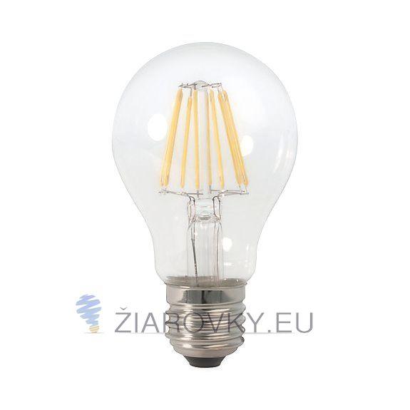 FILAMENT žiarovka – CLASSIC - je žiarovka z retro kolekcie FILAMENT v tvare klasickej edison žiarovky z minulého storočia. Tento nový typ žiarovky spája historický vzhľad s novou formou LED technológie. Kolekcia FILAMENT obsahuje LED filament, ktorý sa používa v nových LED žiarovkách a je približne 4cm dlhý sklenený alebo zafírový pásik, na ktorom je umiestnených zhruba 25 LED diód zapojených do série