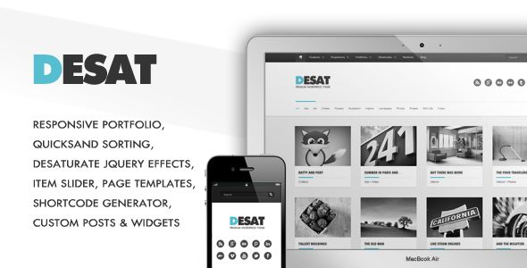 Just bought this wordpress template! Clean look and responsive layout... so have a look at it in your iphone or ipad.  http://www.advertising-planet.com/tf1