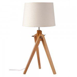 Small Pelle Tripod Table Lamp
