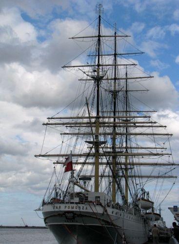 Dar Pomorza,Gdynia, Poland, my Dad's ship. :)