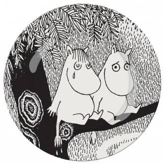 Moomin Plate | Life is Hard | Other | Bloomsbury Store
