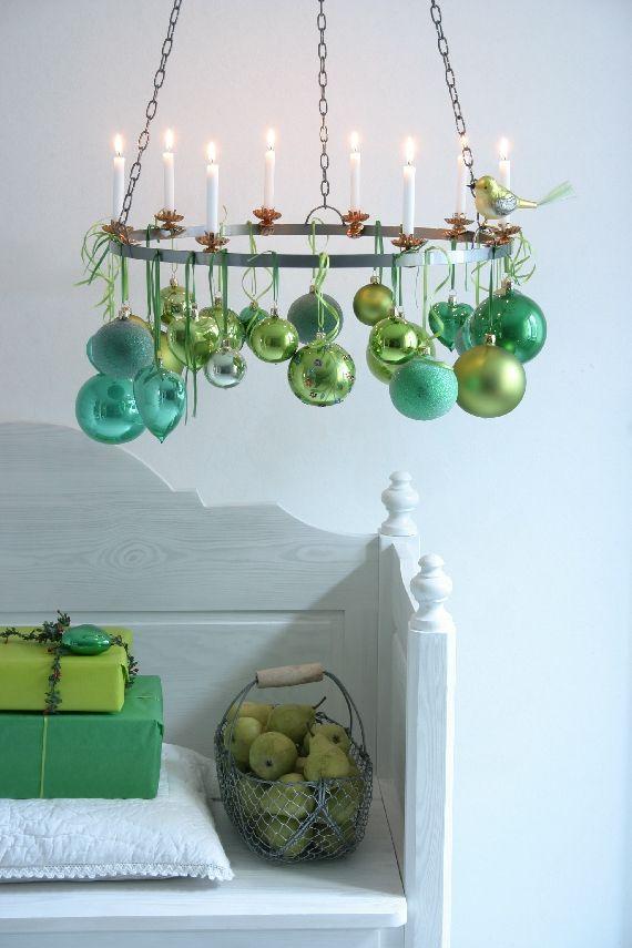Kerstdecoraties zonder kerstboom