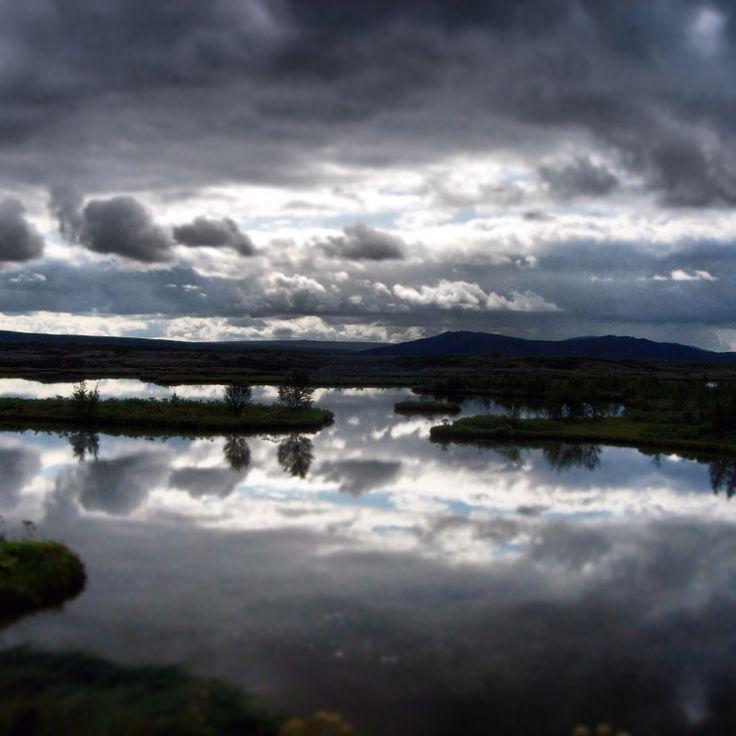 Icelandic landscape...