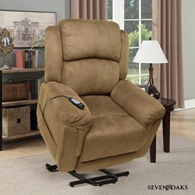 Add Description Product Features FOR ALL ABILITY LEVELS: Our cozy, plush recliner chair is thoughtfully designed to cater for seniors and elders of all ability levels. Featuring a POWERFUL LIFT and RECLINING Mechanism, this lift chair promises to help you in and out of your comfortable seat without the risk of injuring your back and […]
