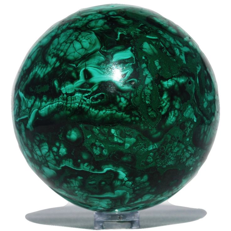 Malachite Sphere - Bella Rok - Finest Hand Selected Crystal , Stones and Minerals