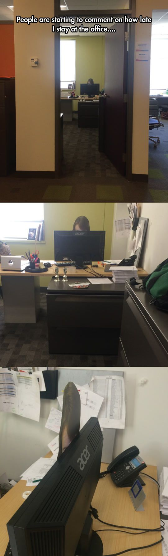 I Need To Do This In My Office - From Top 100 Funny Need pics, photos and memes. - SillyCool