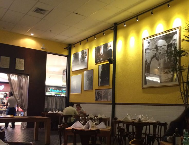 Restaurante Pecorino – Boulevard Shopping