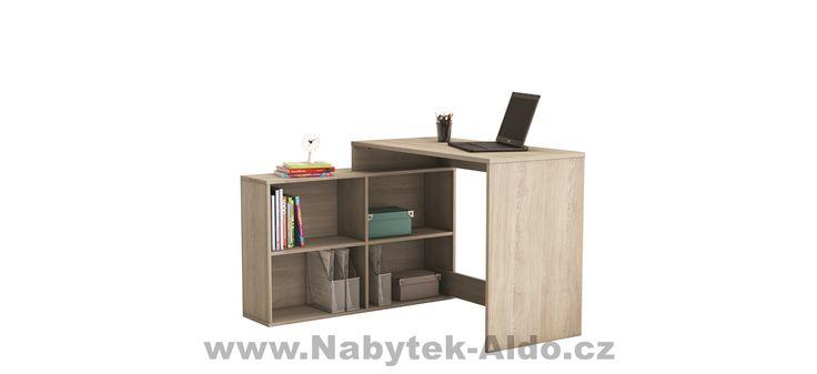 Rohový psací stůl Corner 254462