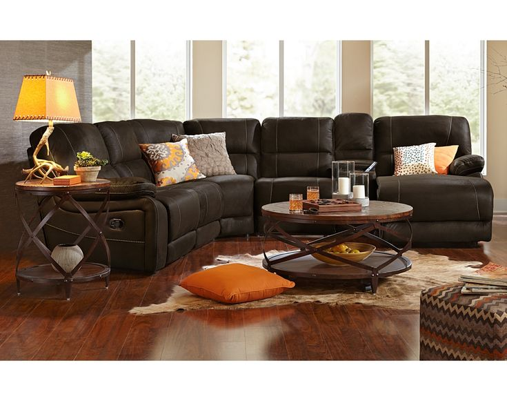 The Wyoming Saddle Collection | Value City Furniture