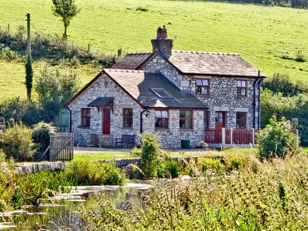 Wharf Cottage, Burton-In-Kendal, Cumbria and The Lake District, England, Sleeps 6, Bedrooms 3, Self-Catering Holiday Cottage With Woodburning Stove. Pet Friendly.