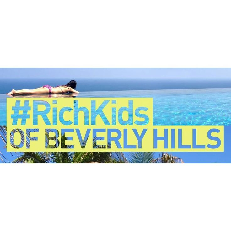 We're still counting down the days until the #RichKids come back!  Until then, watch season 3 on demand! Click the link in our bio.