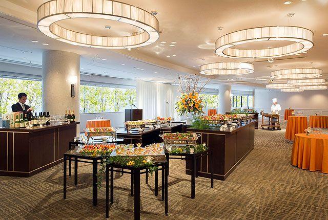 中宴会場 瑞雲 ビジネス会議・正餐スタイルのパーティーなど - ANAクラウンプラザホテル金沢 スマートフォンサイト -