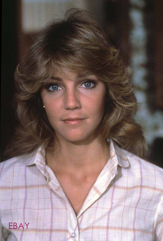 Heather Locklear during her teenage