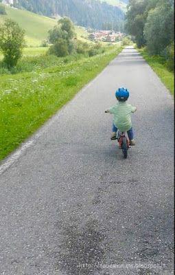 ToBeMamma: Andare in bicicletta senza rotelle a tre anni: la ...
