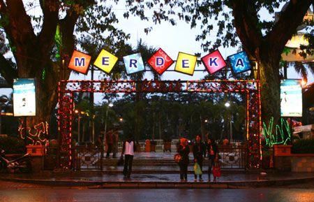 Merdeka Walk,Tempat Nongkrong sekaligus Wisata Kuliner - Pusat Kota Medan