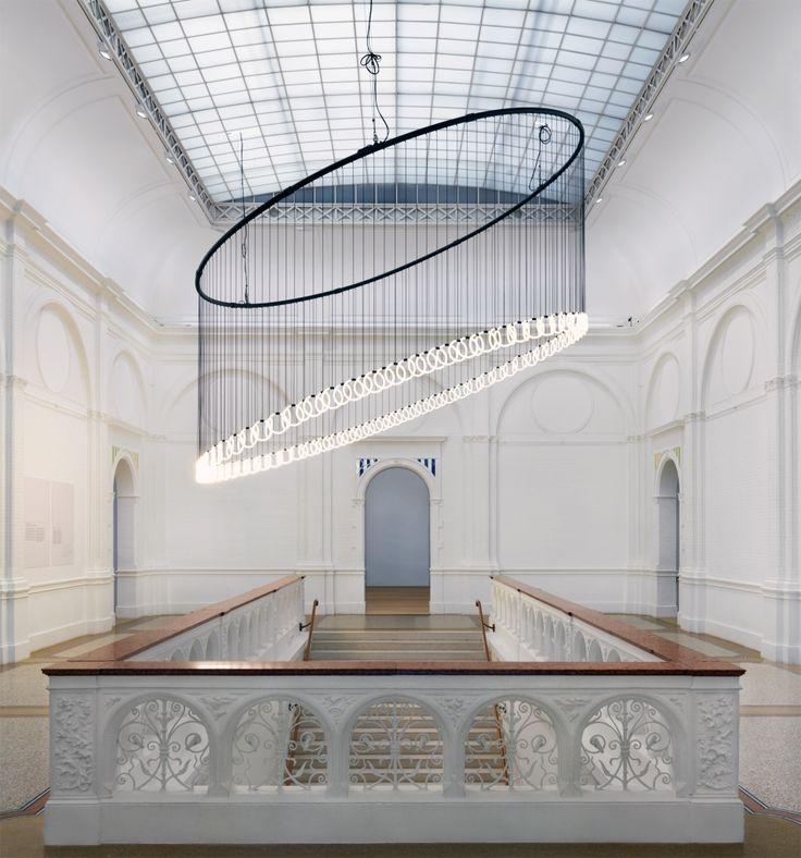Studio Stallinga Chain Reaction at Stedelijk Museum Amsterdam 2016