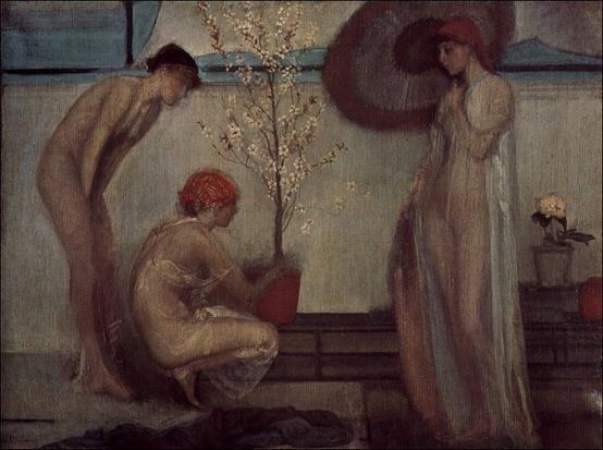 L'Ange de la vie, 1894, Giovanni Segantini