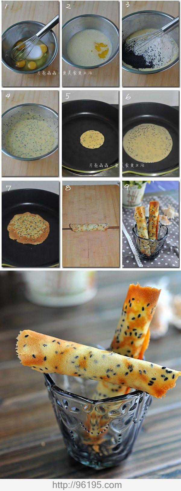 beautiful cookie rolls