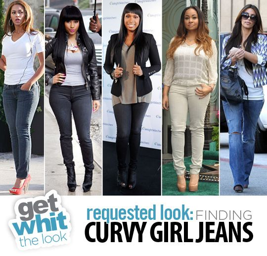17 Best images about Curvy women jeans on Pinterest | Chambray ...