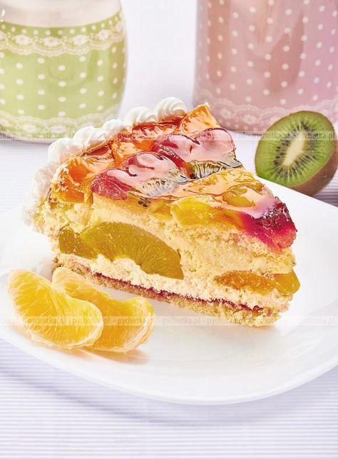 Masa pomarańczowa do ciast.