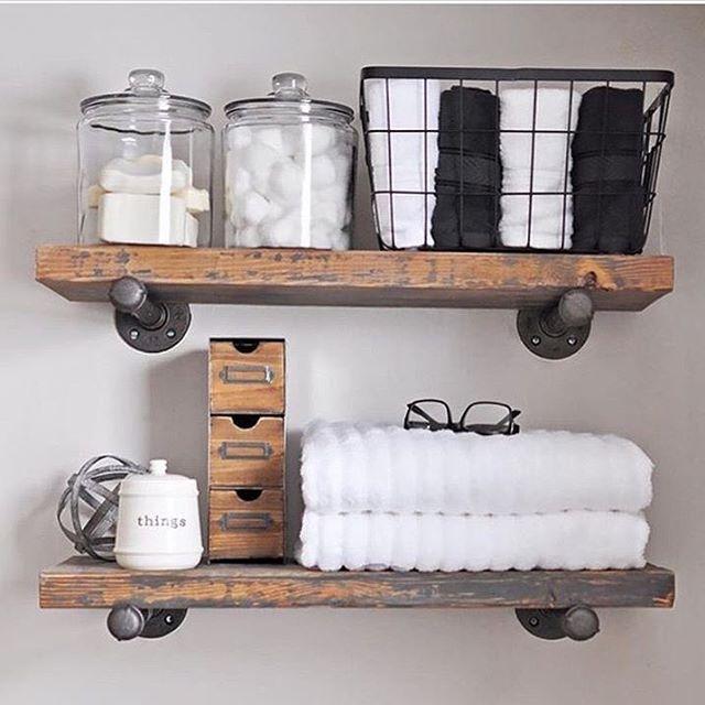 Bathroom Open Wall Shelves: 25+ Best Ideas About Shiplap Bathroom On Pinterest