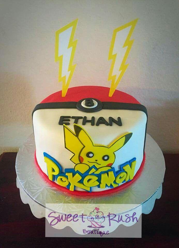 Pokemon Cake Cakes Pinterest Cakes And Pokemon