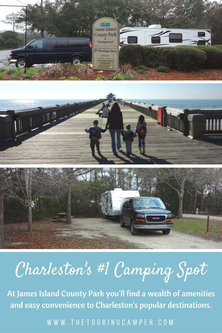 James Island County Park Campground Charleston Sc County Park Camping Destinations California Beach Camping