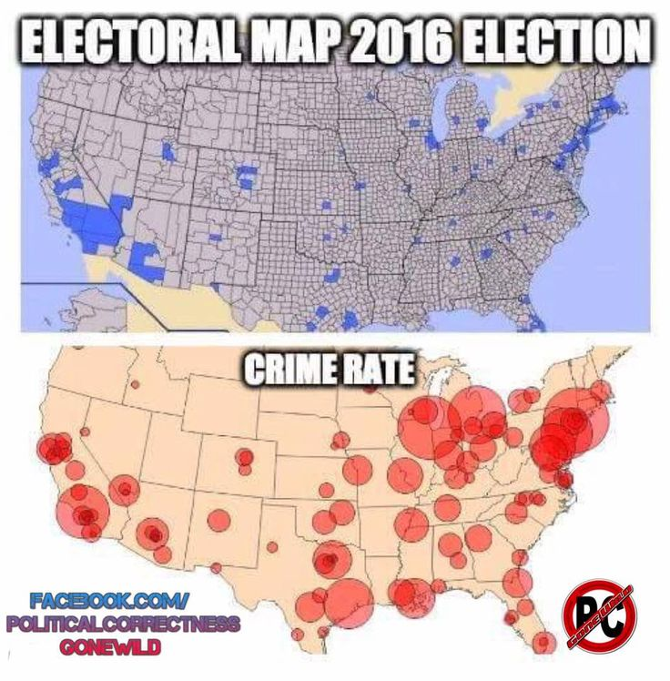 Take a look at this! Elitist liberal area's also seem to have a direct correlation with very high crime rates. Utopia isn't so grand huh?