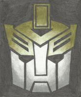 Autobot Insignia - Bulkhead (TFP) by LadyIronhide