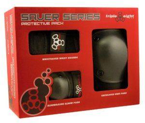 Cool Gadgets For Boys: Triple 8 Saver Series Wristsavers/Kneesavers/Elbowsavers