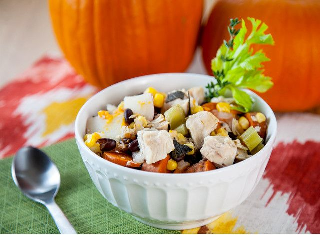 Stay fit and full this fall with these seasonal recipes you'll crave year round.