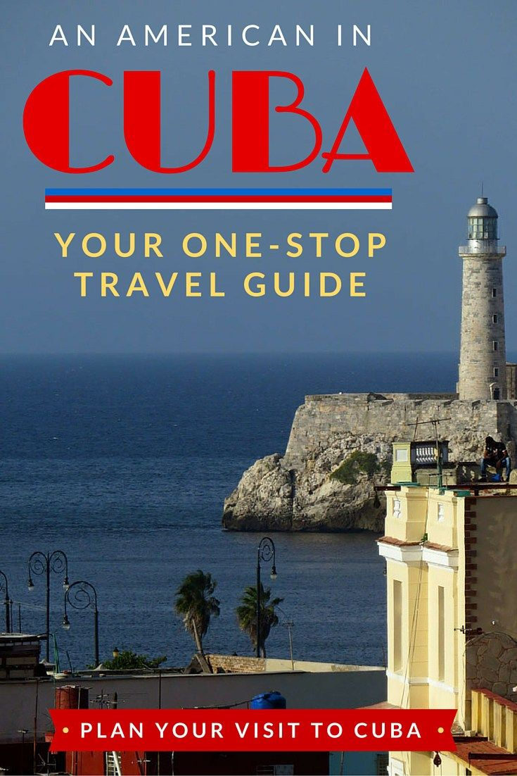 Are you an American wanting to travel to Cuba? Learn how you can do that and all of the details you need to know to get there.