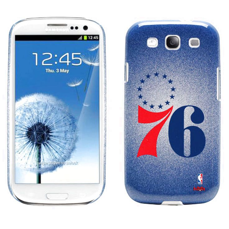 Philadelphia 76ers Samsung Galaxy S3 Case - Royal Blue/Red - $19.94