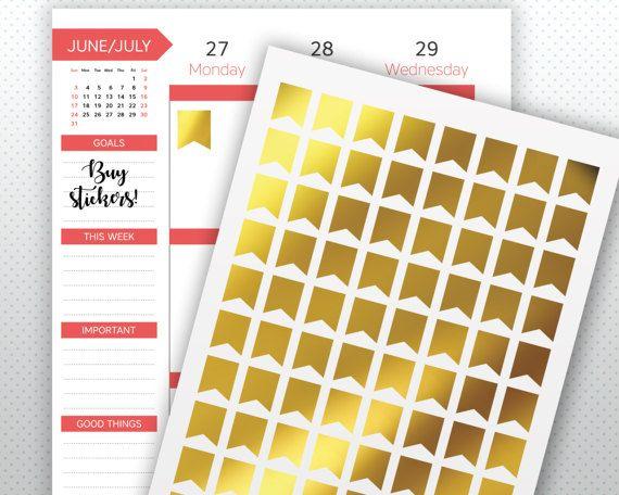 Guarda questo articolo nel mio negozio Etsy https://www.etsy.com/it/listing/498921550/etichetta-oro-planner-adesivi-adesivo