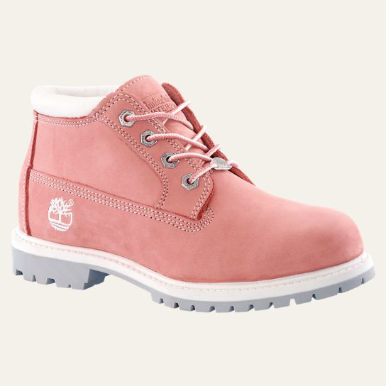 The Nellie women's boots from Timberland are always in style and feel great to wear.