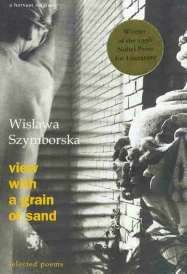 Wislawa Szymborska 1996 Nobel Prize In Literature
