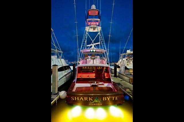 B14: 73' Shark Byte - Bayliss Boatworks