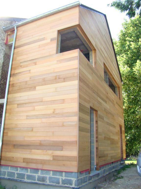 31 best Toiture images on Pinterest Planks, Tips and Pose - pose de lambris pvc exterieur