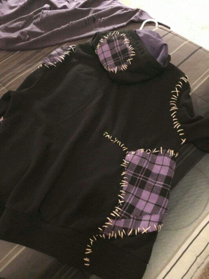 Image result for virgil sanders hoodie | Halloween | Thomas