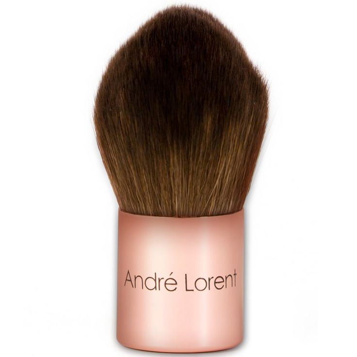 Best Foundation Brush - Premium, Vegan Fibers. Rose Gold Short Handle Design By Andre Lorent. Your foundation brush sets the canvas for everything else. So doesn't it make sense for you to use the best brush you can find for under $100? That's what many refer to when they describe Andre Lorent's flat kabuki brush to friends -- the best brush you'll get without breaking the bank. From famous broadway stars to makeup brush artists and all women in between - they rely on Andre Lorent's...