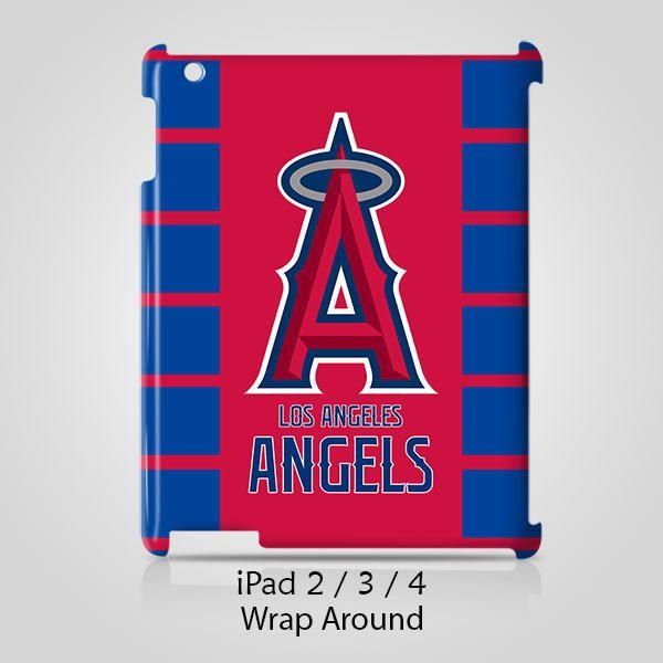 Los Angeles Angels of Anaheim iPad 2 3 4 Case